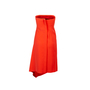Authentic Second Hand Cedric Charlier Asymmetrical Strapless Dress (PSS-054-00280) - Thumbnail 1