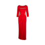 Authentic Second Hand Elie Saab Mesh Cut Out Gown (PSS-054-00323) - Thumbnail 0