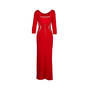 Authentic Second Hand Elie Saab Mesh Cut Out Gown (PSS-054-00323) - Thumbnail 1