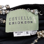 Authentic Second Hand Coviello and Erickson Crystal Embellished Back Dress (PSS-045-00086) - Thumbnail 2