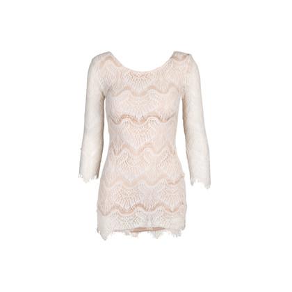 Authentic Second Hand Nicholas Lace Stretch Dress (PSS-225-00083)