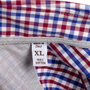Authentic Second Hand Brunello Cucinelli Slim Fit Checked Shirt (PSS-517-00048) - Thumbnail 2