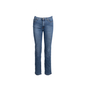 Authentic Second Hand Moschino Straight Cut Jeans (PSS-341-00030) - Thumbnail 0