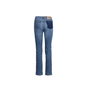 Authentic Second Hand Moschino Straight Cut Jeans (PSS-341-00030) - Thumbnail 1
