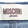 Authentic Second Hand Moschino Straight Cut Jeans (PSS-341-00030) - Thumbnail 2