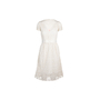Authentic Second Hand Collette By Collette Dinnigan Belted Lace Dress (PSS-583-00022) - Thumbnail 0