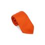 Authentic Second Hand Hermès Orange H Tie (PSS-876-00005) - Thumbnail 2