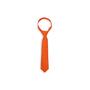 Authentic Second Hand Hermès Orange H Tie (PSS-876-00005) - Thumbnail 0
