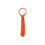 Authentic Second Hand Hermès Orange H Tie (PSS-876-00005) - Thumbnail 1