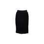 Authentic Second Hand Anteprima Sheer Pleated Skirt (PSS-856-00137) - Thumbnail 0