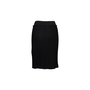 Authentic Second Hand Anteprima Sheer Pleated Skirt (PSS-856-00137) - Thumbnail 1