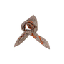 Authentic Second Hand Hermès Ex Libris Floral Print Scarf (PSS-886-00005) - Thumbnail 0