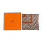 Authentic Second Hand Hermès Ex Libris Floral Print Scarf (PSS-886-00005) - Thumbnail 4