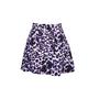 Authentic Second Hand Balenciaga Abstract Print Mini Skirt (PSS-886-00016) - Thumbnail 1