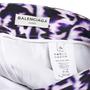 Authentic Second Hand Balenciaga Abstract Print Mini Skirt (PSS-886-00016) - Thumbnail 2