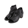 Authentic Second Hand LD Tuttle Open Toe Booties (PSS-637-00068) - Thumbnail 2