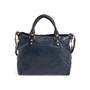 Authentic Second Hand Balenciaga Persian Blue  Velo  Bag (PSS-831-00007) - Thumbnail 2