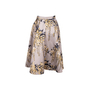 Authentic Second Hand Rochas Floral Print Full Skirt (PSS-054-00392) - Thumbnail 1