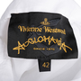 Authentic Second Hand Vivienne Westwood Anglomania AR Fold Top (PSS-171-00078) - Thumbnail 2