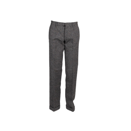 Authentic Second Hand Dsquared2 Wool Trousers (PSS-171-00080)