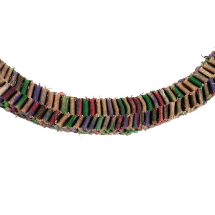 Authentic Second Hand Marni Accordion Necklace (PSS-054-00409)