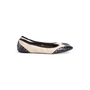 Authentic Second Hand Marni Leather Cap Toe Flats (PSS-054-00434) - Thumbnail 1
