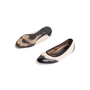 Authentic Second Hand Marni Leather Cap Toe Flats (PSS-054-00434) - Thumbnail 4