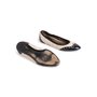 Authentic Second Hand Marni Leather Cap Toe Flats (PSS-054-00434) - Thumbnail 5