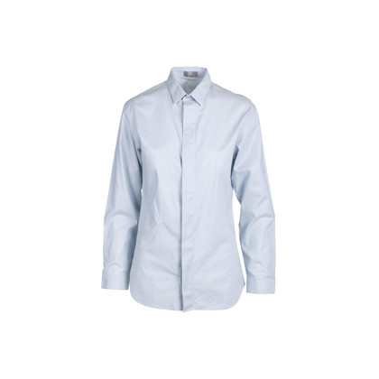Authentic Second Hand Dior Homme Men's Bee Embroidered Shirt (PSS-054-00461)