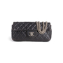 Authentic Second Hand Chanel East West Flap Bag (PSS-515-00334) - Thumbnail 0