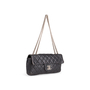 Authentic Second Hand Chanel East West Flap Bag (PSS-515-00334) - Thumbnail 4