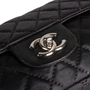 Authentic Second Hand Chanel East West Flap Bag (PSS-515-00334) - Thumbnail 6