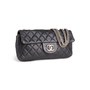 Authentic Second Hand Chanel East West Flap Bag (PSS-515-00334) - Thumbnail 1