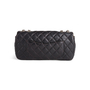 Authentic Second Hand Chanel East West Flap Bag (PSS-515-00334) - Thumbnail 2