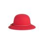 Authentic Second Hand Hermès Rabbit Felt Hat (PSS-515-00339) - Thumbnail 2