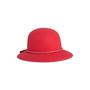 Authentic Second Hand Hermès Rabbit Felt Hat (PSS-515-00339) - Thumbnail 1