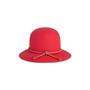 Authentic Second Hand Hermès Rabbit Felt Hat (PSS-515-00339) - Thumbnail 3