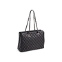 Authentic Second Hand Chanel 31 Rue Cambon Quilted Tote (PSS-892-00001) - Thumbnail 1