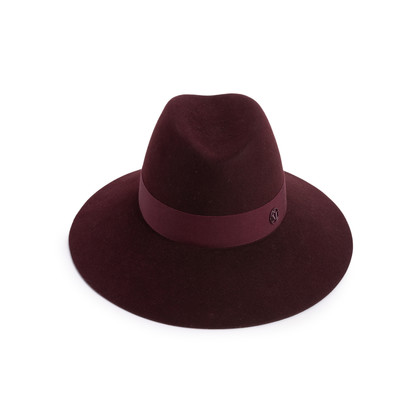 Authentic Second Hand Maison Michel Kate Fedora Hat (PSS-892-00011)