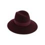 Authentic Second Hand Maison Michel Kate Fedora Hat (PSS-892-00011) - Thumbnail 1