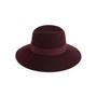 Authentic Second Hand Maison Michel Kate Fedora Hat (PSS-892-00011) - Thumbnail 2