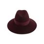 Authentic Second Hand Maison Michel Kate Fedora Hat (PSS-892-00011) - Thumbnail 3