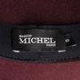 Authentic Second Hand Maison Michel Kate Fedora Hat (PSS-892-00011) - Thumbnail 5