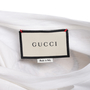 Authentic Second Hand Gucci Cruise 2017 Tiger Logo T-Shirt (PSS-860-00045) - Thumbnail 5