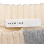 Authentic Second Hand Sacai Luck Cable Knit Sweater (PSS-054-00481) - Thumbnail 3