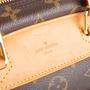 Authentic Second Hand Louis Vuitton Monogram Trouville Bag (PSS-860-00064) - Thumbnail 5