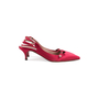Authentic Second Hand Tabitha Simmons Layton Satin Pumps (PSS-054-00485) - Thumbnail 1