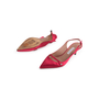 Authentic Second Hand Tabitha Simmons Layton Satin Pumps (PSS-054-00485) - Thumbnail 4
