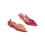 Authentic Second Hand Tabitha Simmons Layton Satin Pumps (PSS-054-00485) - Thumbnail 5