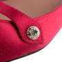Authentic Second Hand Tabitha Simmons Layton Satin Pumps (PSS-054-00485) - Thumbnail 6